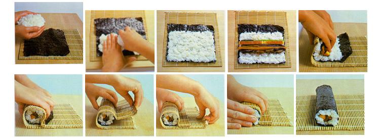 Роллы своими руками рецепты с пошаговым